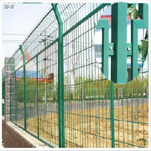 road side fence chainlink mesh welded metal panel