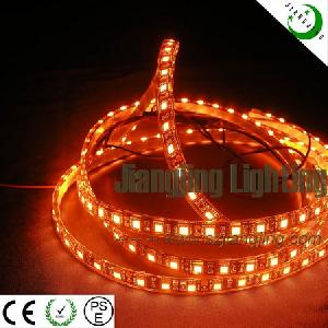 ce rohs approved waterproof 5050 led strip light