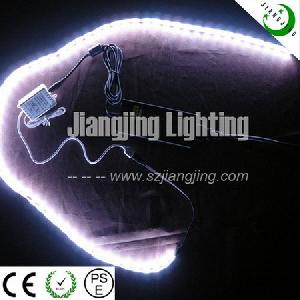 dc12v 5m roll waterproof smd 5050 rgb led tape light