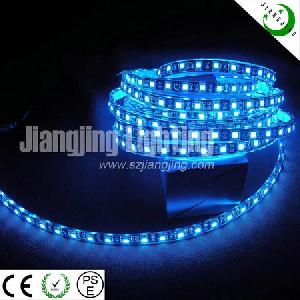 flexible 5050 led strip blue 60pcs