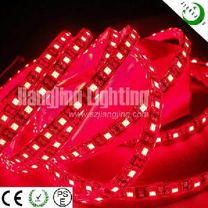 Red Flexible 12v / 24 5050 Waterproof Led Ribbon Light