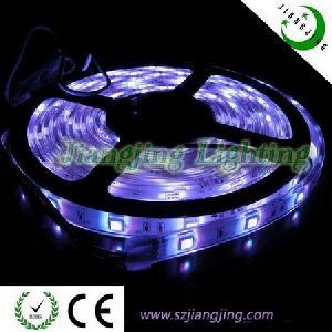 Smd 5050 Rgb Flexible Led Ribbon Light 60led / M