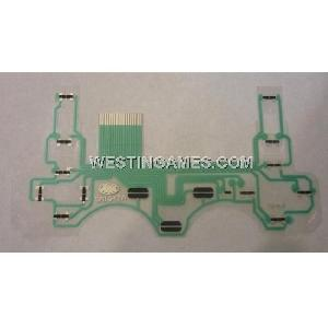button ribbon repair keypad flex cable ps2 controller