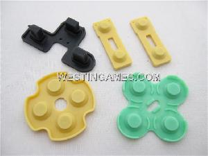 Replacement Button Contact Rubber Pad Set For Ps2 Controller Joystick