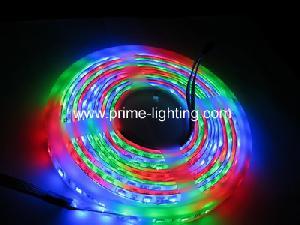 digital chasing rgb flexible led strips lightings flex changing strip lighting