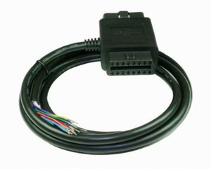 J1962m / F Pass-thru To Open End Cable