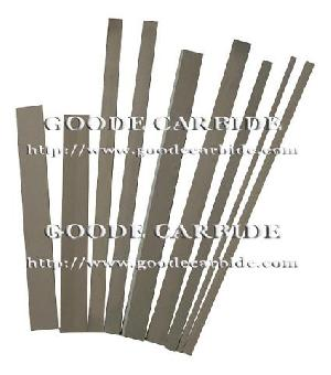 Sell Tungsten Carbide Hardmetal Bars Plates Sheets Flats Strips