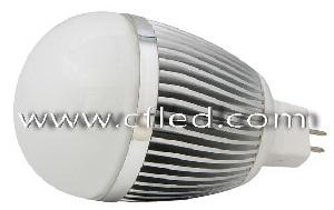 3w Led Bulbs With 180 Degree Beam Angle
