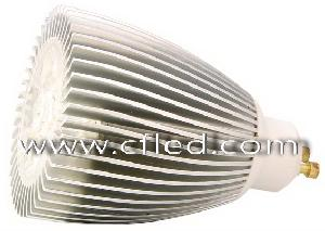 Led Lamp With Gu10 Base