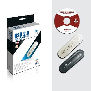 New Wifi 54mbps Wlan Card Usb 2.0 Wireless 802.11g Network Adapter Complies Ieee802.11g Ieee802.11b