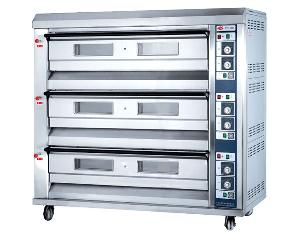 Bakery Equipment Oven Sheeter Proofer Bread Slicer