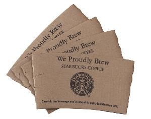 Sell Coffee Paper Cups Sleeves