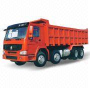 Dump Truck, With Maximum Output Of 336hp At 2, 200rpm Dump Truck Zz3317n3061
