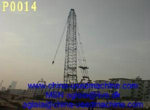 crawler crane kobelco 100 ton