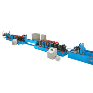 Sen Fung Steel Pipe Stainless Rollforming Machine