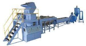 Pe, Pp, Pet Washing And Recycling Line