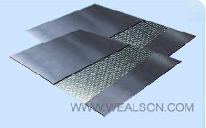 reinforced graphite sheet composite