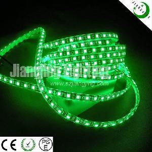 Waterproof 5050 Smd 300 Led Flexible Ribbon Green Light