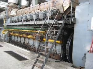 Refurbished Man14v 40 / 45 Hfo Power Station