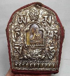 tibetan ghau 8 symbols box
