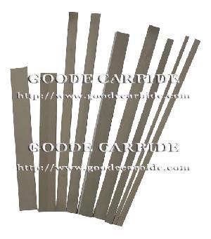 Tungsten Carbide Hardmetal Plates Strips Sheets Flats