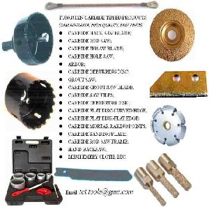 hardware tools tungsten carbide tipped