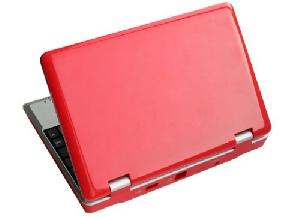 China 7 Inch Mini Netbook Computer Android Notebook X6-7v