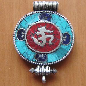 tibetan ghau box