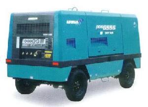 Airman Pesk900 Diesel Portable High Pressure Air Compressor