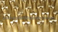 taper cross rock drill bit quarrying granite marble metal iso 9001 2008 approval