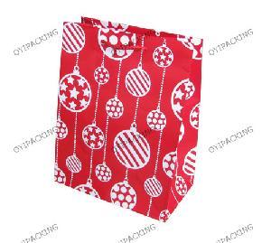 Star Ball Shinny Packing Paper Bag