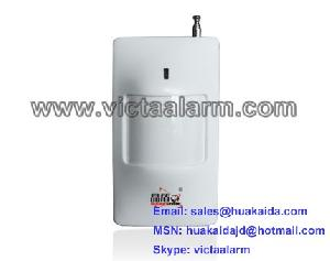Manufacture Supply Wireless Or Wired Pir Motion Detectors For Home Burglar Alarm Systems