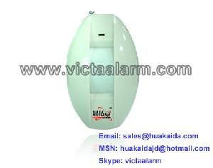 Wireless Curtain Pir Motion Detectors Sensors For Home Intrusion Alarm System