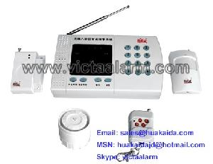 Wireless Intrusion Detection Alarm System Packages For Business Home Office-victa Alarm