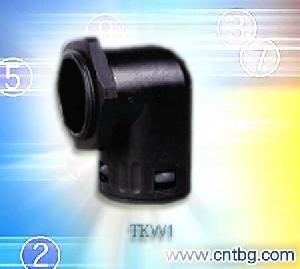 Tkw1-p Elbow Connector Germany Pg Thread -cable Gland