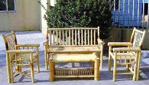 Chinese Bamboo Coffee Table, Bamboo Recliner, Folding Chair, Garden Chair, Bamboo Picnic Table Sets