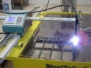 plasma flame portable cnc cutting machine