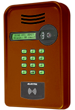 Video Interphone For Residential Centers