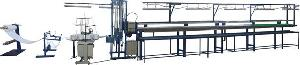Filter Bag Tube Automatic Sewing Production Line