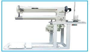 Long Arm Two Needle Sewing Machine