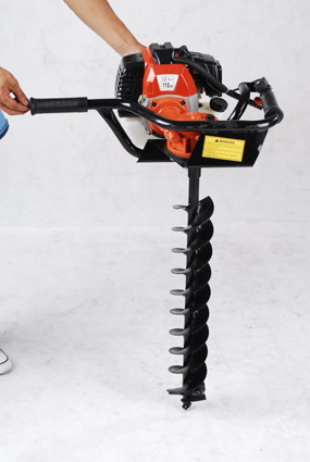 Sell Gasoline Ground Drill / Earth Auger