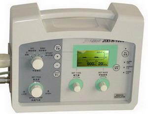 Jixi-h-100c Medical Ventilator