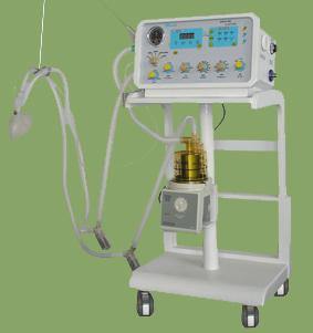 Medical Portable Ventilator