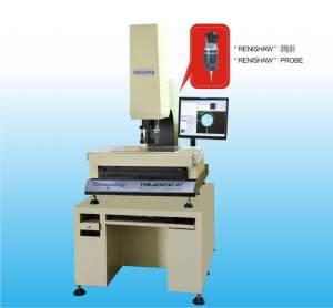 cantilever auto 3d vision measuring machine yvm cnc bt
