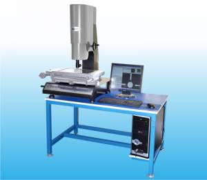Video-type 3d Coaxial-illumination Vision Measuring Machine