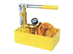 pressure testing pump sy25