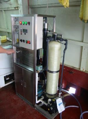 marine desalination