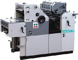 2 sheet fed offset printing machine
