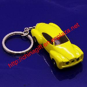 electronic shock car key chains