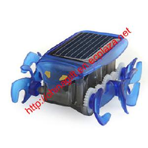 solar powered bionic rover toy